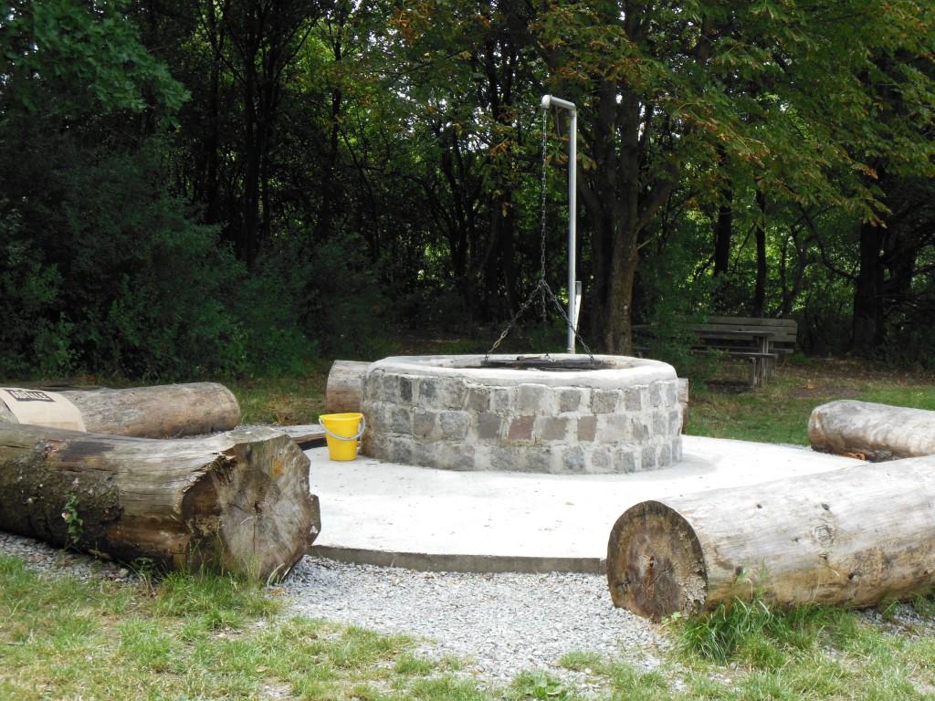 Grillplatz am Starkholzbacher See