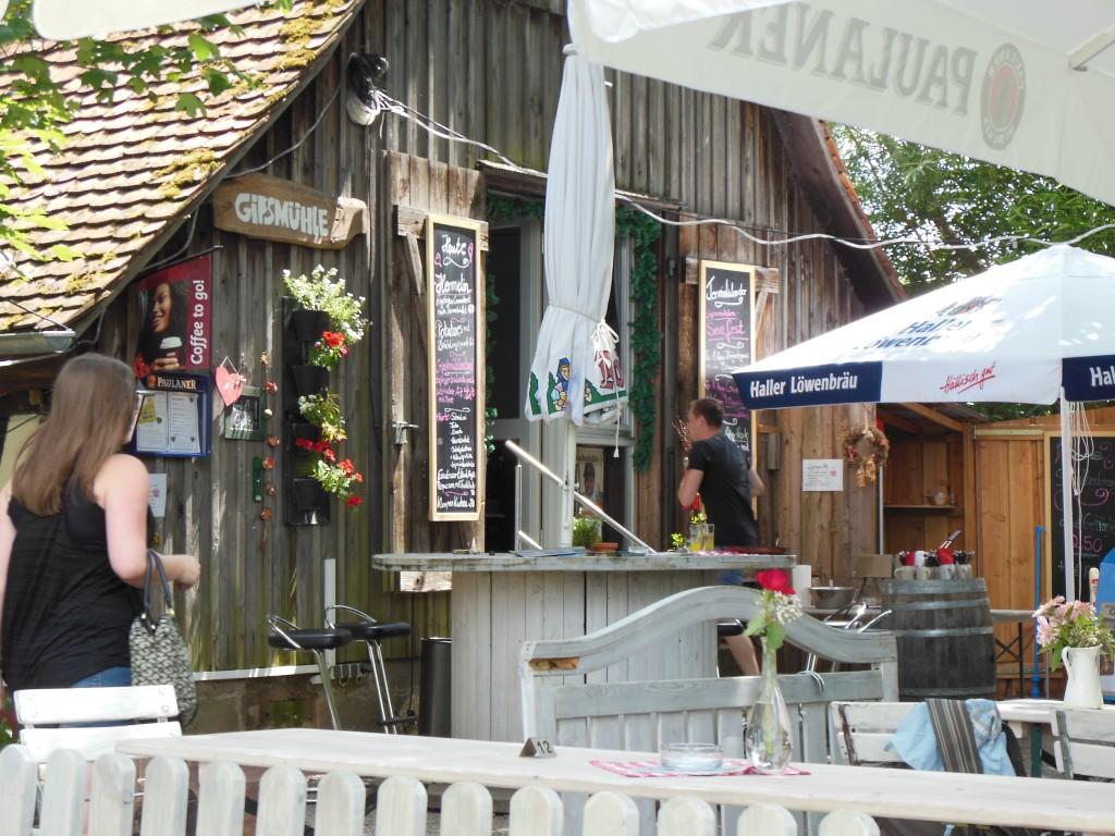 Starkholzbacher See - Kiosk